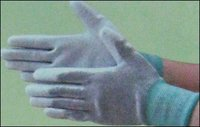 Pu Palm Coated Gloves