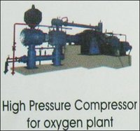 High Pressure Compressor For Oxygen Plant
