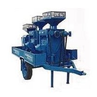 Traveling Rice Milling Machine