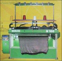 Computerized Flat Bed Knitting Machine