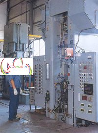Power Compacting Press