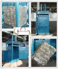 Paper Cardboard Baling Press