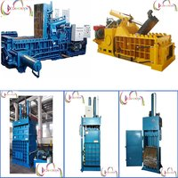 Metal Scrap Waste Recycling System