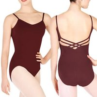 Women's Multi-Strap Back Dance Leotards