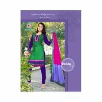 Designer Embroidery Suit