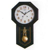 Fine Finish Wooden Clock