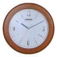 Light Weight Wooden Clock