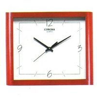 Optimum Finish Wooden Clock