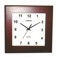 Cost-effective Wooden Clock