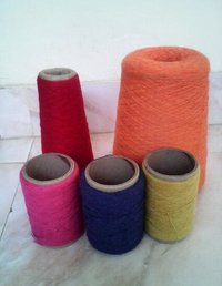 Superior Quality Recycle Dyed Yarn