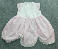 Baby Designer Chikan Frocks