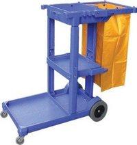 Durable Housekeeping Trolley