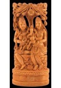 Shiv Parvati Ji Statue