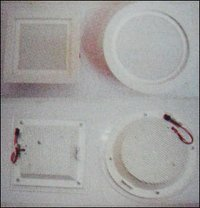 Round And Square Led Galaxy Downlight