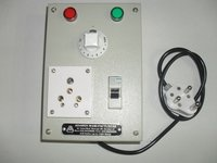 Heat Control Box With MCB