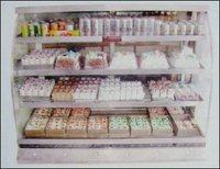 Sweets And Bakery Display Counter (Mr003)
