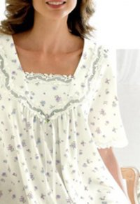 Fancy Cotton Nighties
