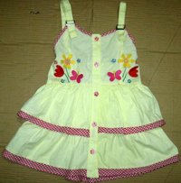 Cotton Girls Frocks