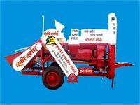 Mini-combine Multi Crop Thresher