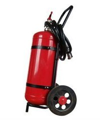 Trolley Type Fire Extinguishers