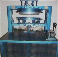 Semi Automatic Paper Plate Hydraulic Die Machines