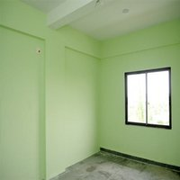 Partition Wall with Cement Fiber Board
