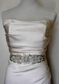 Fancy Beaded Belts