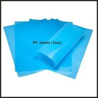 Pp Sheets Blue
