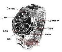 Spy Hidden Wrist Watch Camera