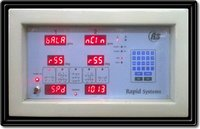 Micro Controller Based Control Panels For Balancing Machines