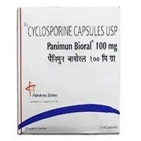 Cyclosporine Capsules (Panimun Bioral)