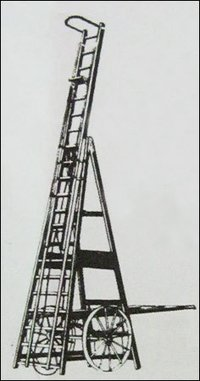 Aluminum Self Supporting Telescopic Ladder (Model No 504)