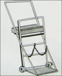 Double Gas Cylinder Trolley (Model No 524)