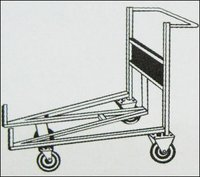 Passenger Baggage Trolley (Model No 530)