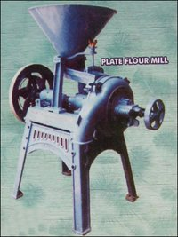 Plate Flour Mill Machine
