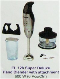 Super Deluxe Hand Blender With Attachment (El 128)