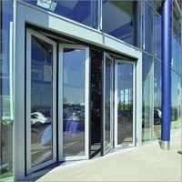 Aluminium Sliding and Open-able Door
