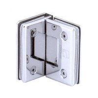 Glossy Shower Hinges