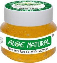Aloe Vera Saffron Face Wash