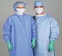 High Quality Disposable Surgical Gown