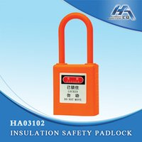 Insulation Safety Padlock