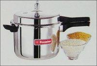 Stainless Steel Sandwich Bottom Pressure Cooker