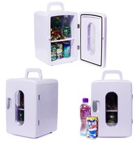 CW-12L Mini Fridge With Small Window