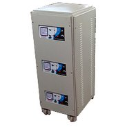 Three Phase Servo Voltage Stabilizer 6KVA - 30KVA (Air Cooled)