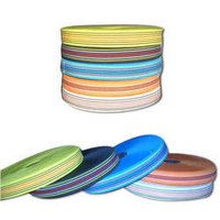 Multicolored Knitted Elastic Tape