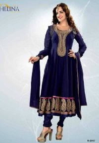 Ladies Traditional Anarkali Suit