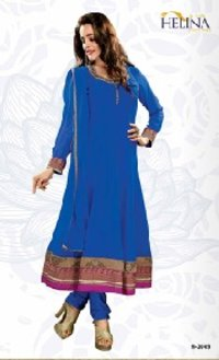 Traditional Ladies Anarkali Suit