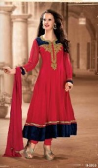 Traditional Design Anarkali Suit