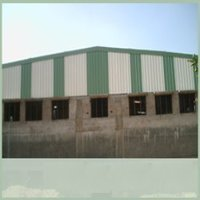 Workshop Prefabricated Structure