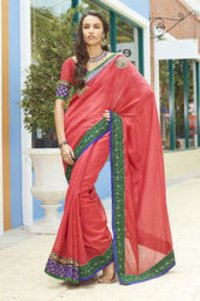 Designer Indian Wedding Saree